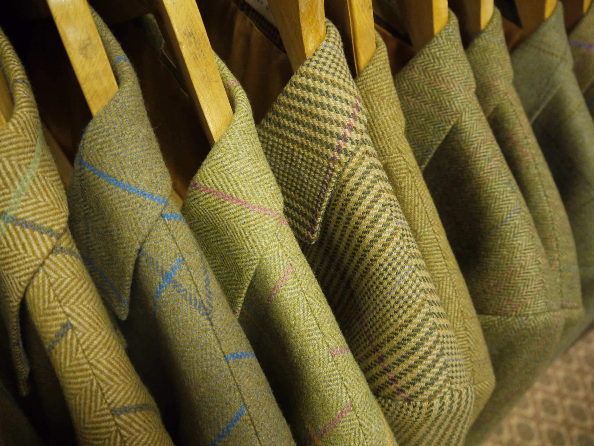 Tweed Jackets country wear