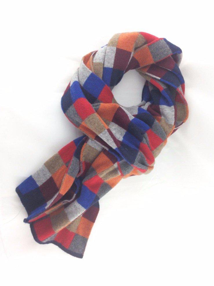Check scarf - Christmas Gift