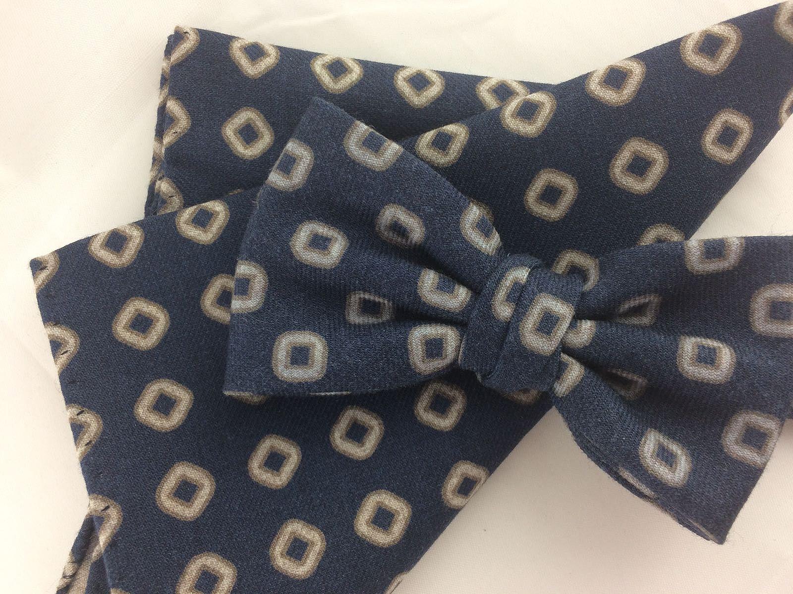 matching bow and hank - Christmas Gift
