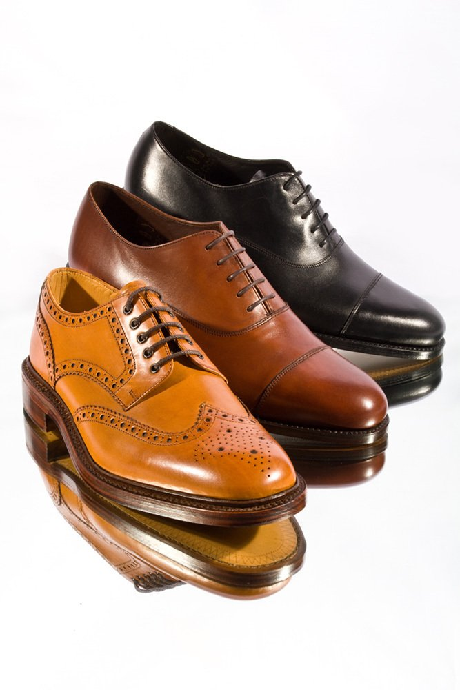 Loake's shoes at Heaphys