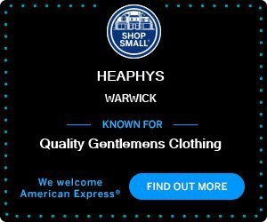 Heaphy's Quality Gentlemens Clothing