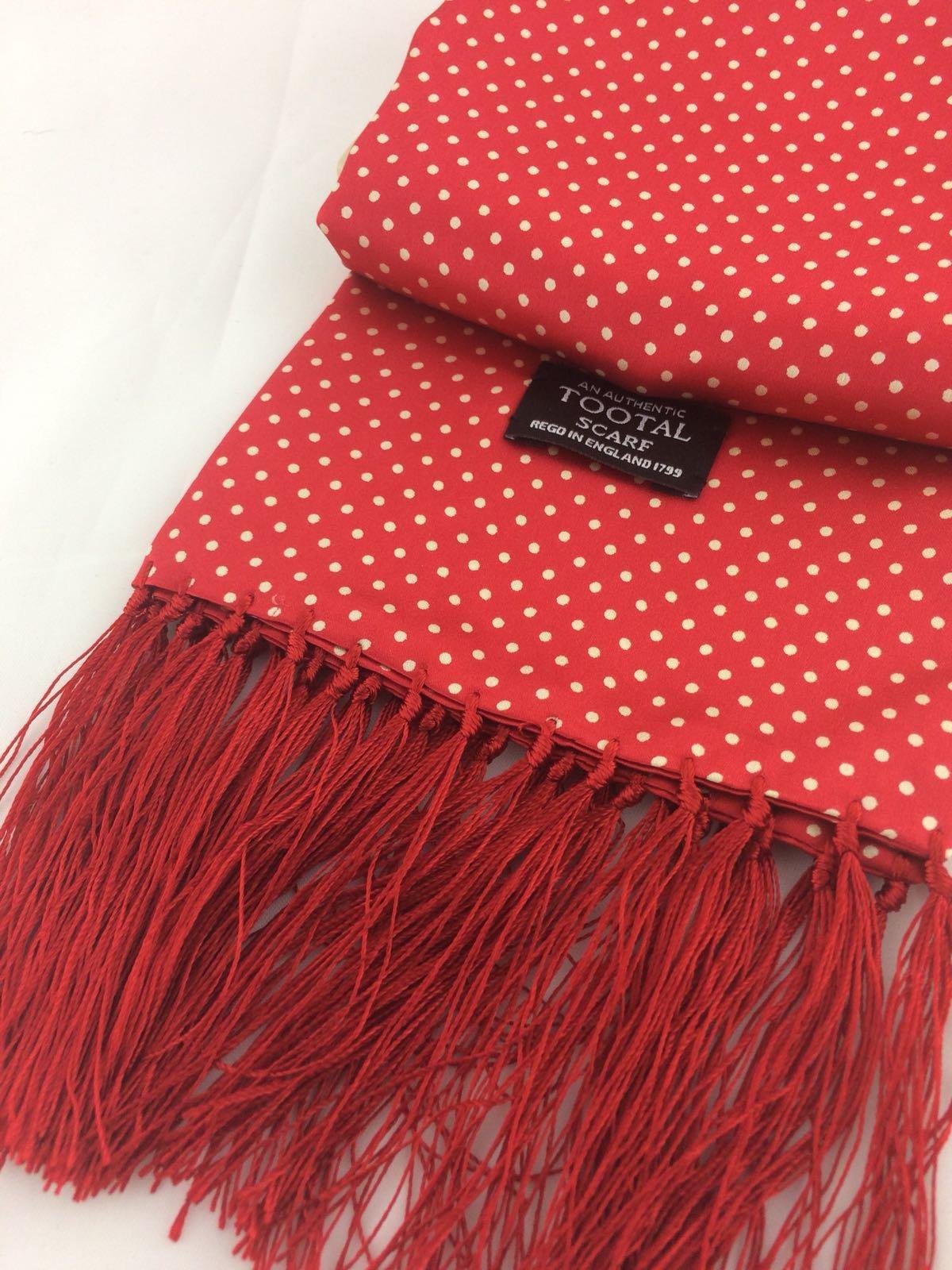 Silk scarf - Christmas Gift