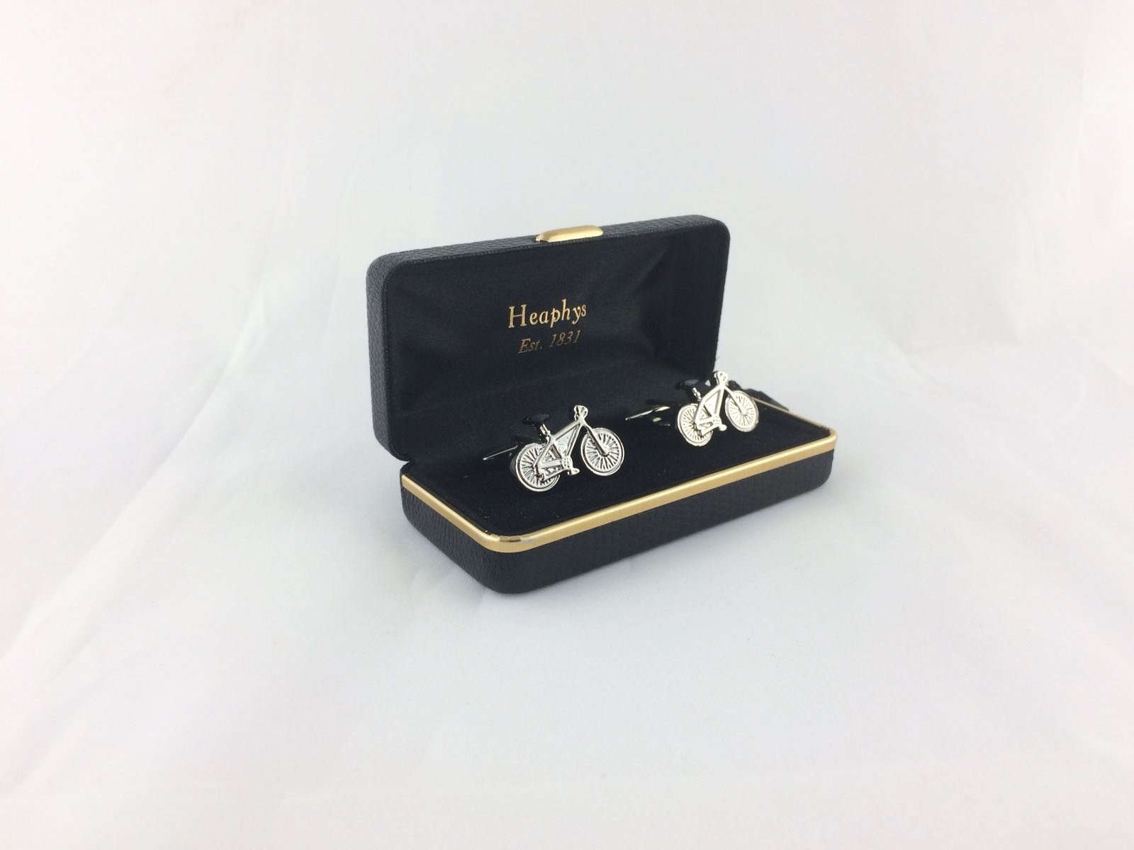 Bicycle cuff links - Christmas Gift