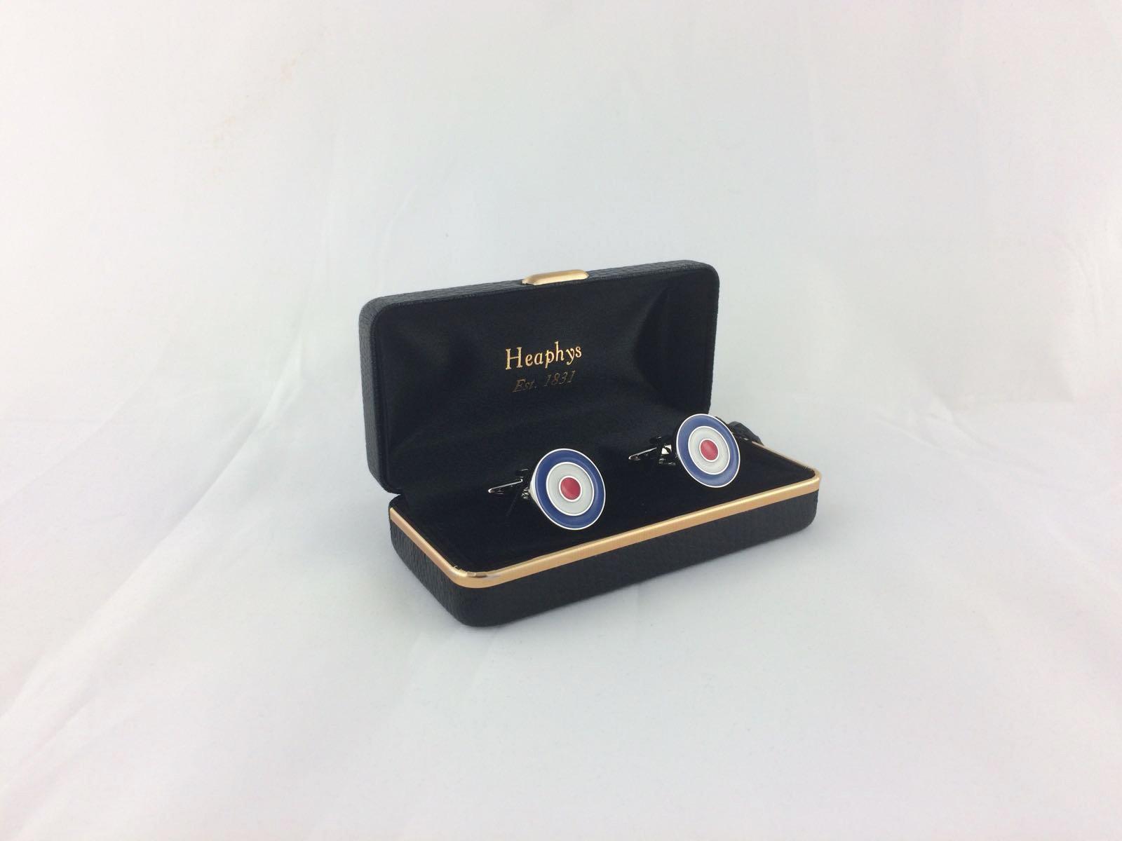 RAF cuff links - Christmas Gift