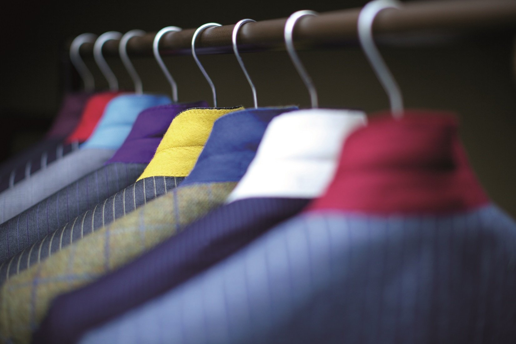 Made to measure suit - select from many detail options