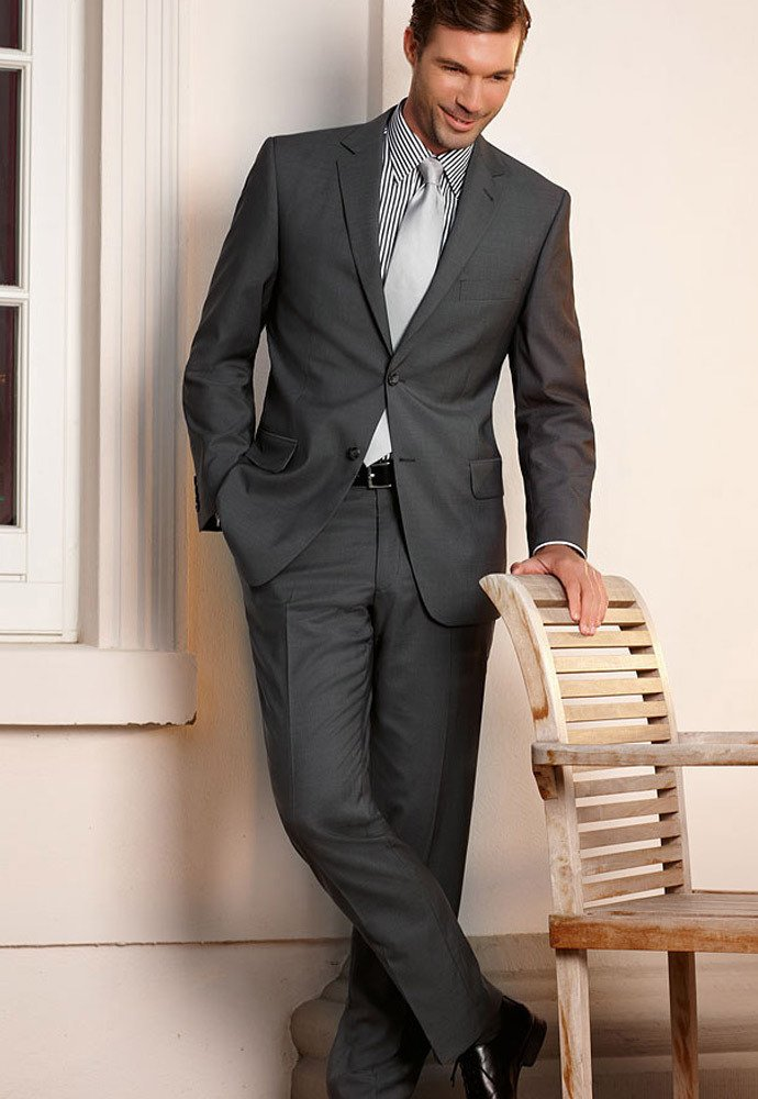 Atelier Torino Suits at Heaphy's in Warwick