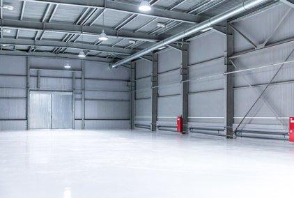 workshop MMA epoxy floor