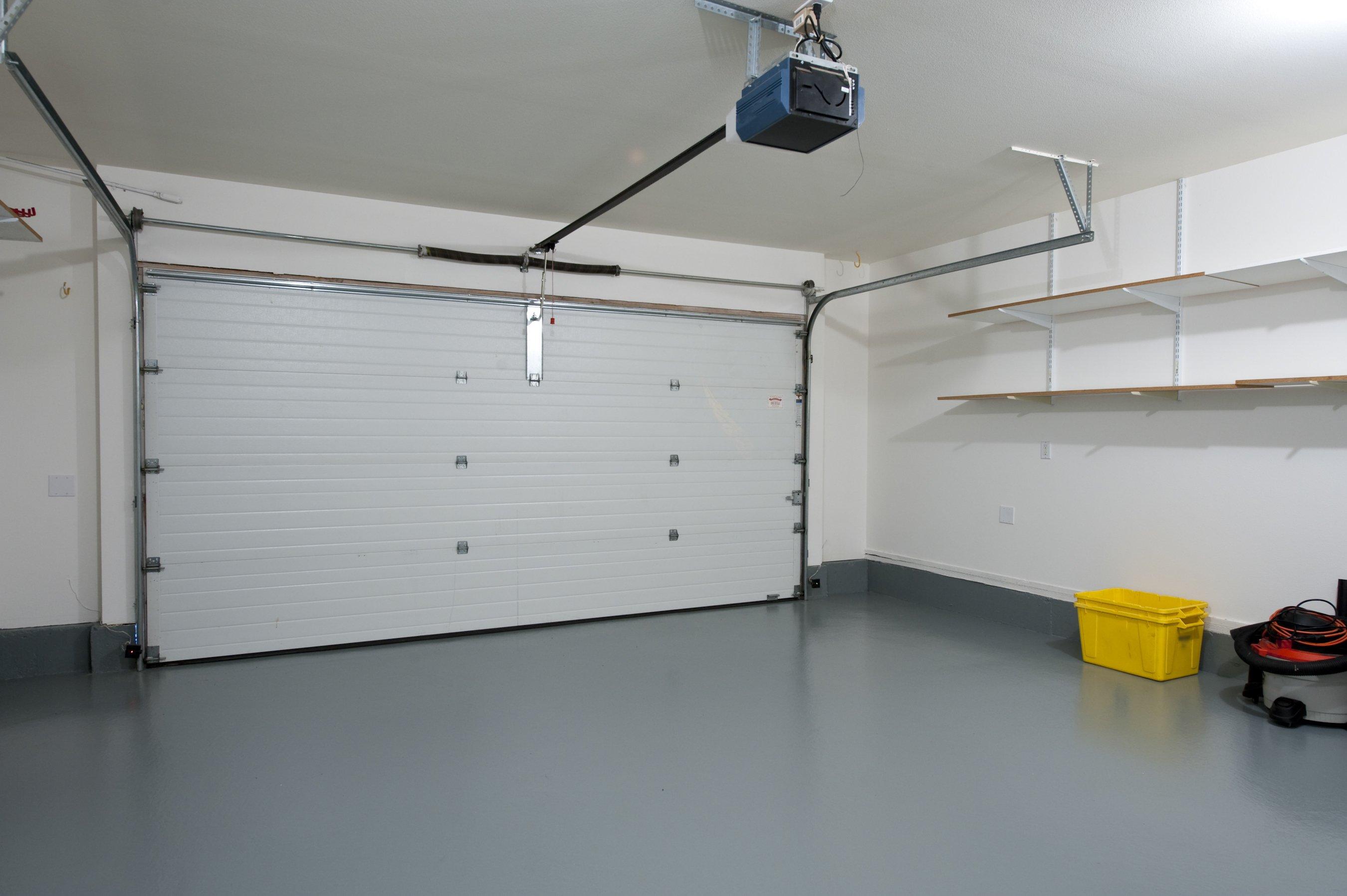 epoxy garage floor show room sydney