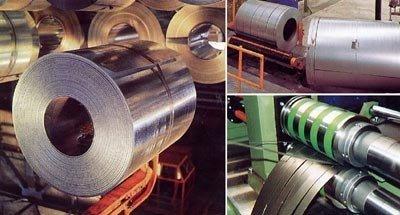 bobine acciaio per industria