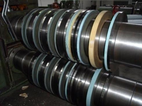 taglio dell'acciaio