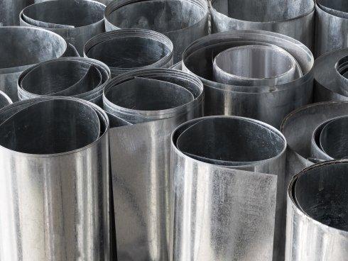 bobine di alluminio