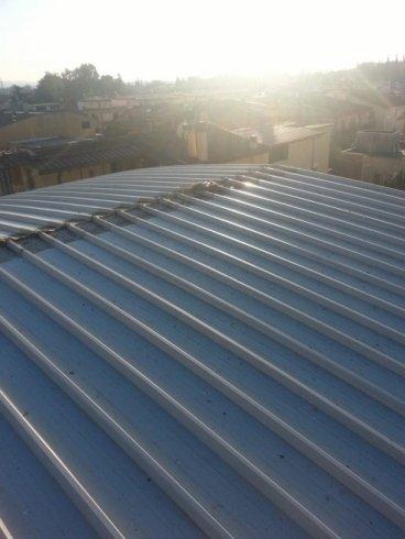 Pulitura tetti
