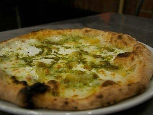 Le nostre pizze bianche sono particolarmente gustose e saporite.