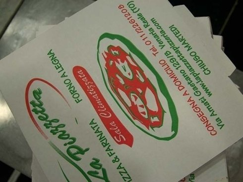 Provate la nostra pizzeria da asporto La Piazzetta.