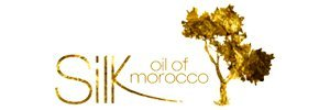 tropaz hair designs and beauty silk oil of morocco logo