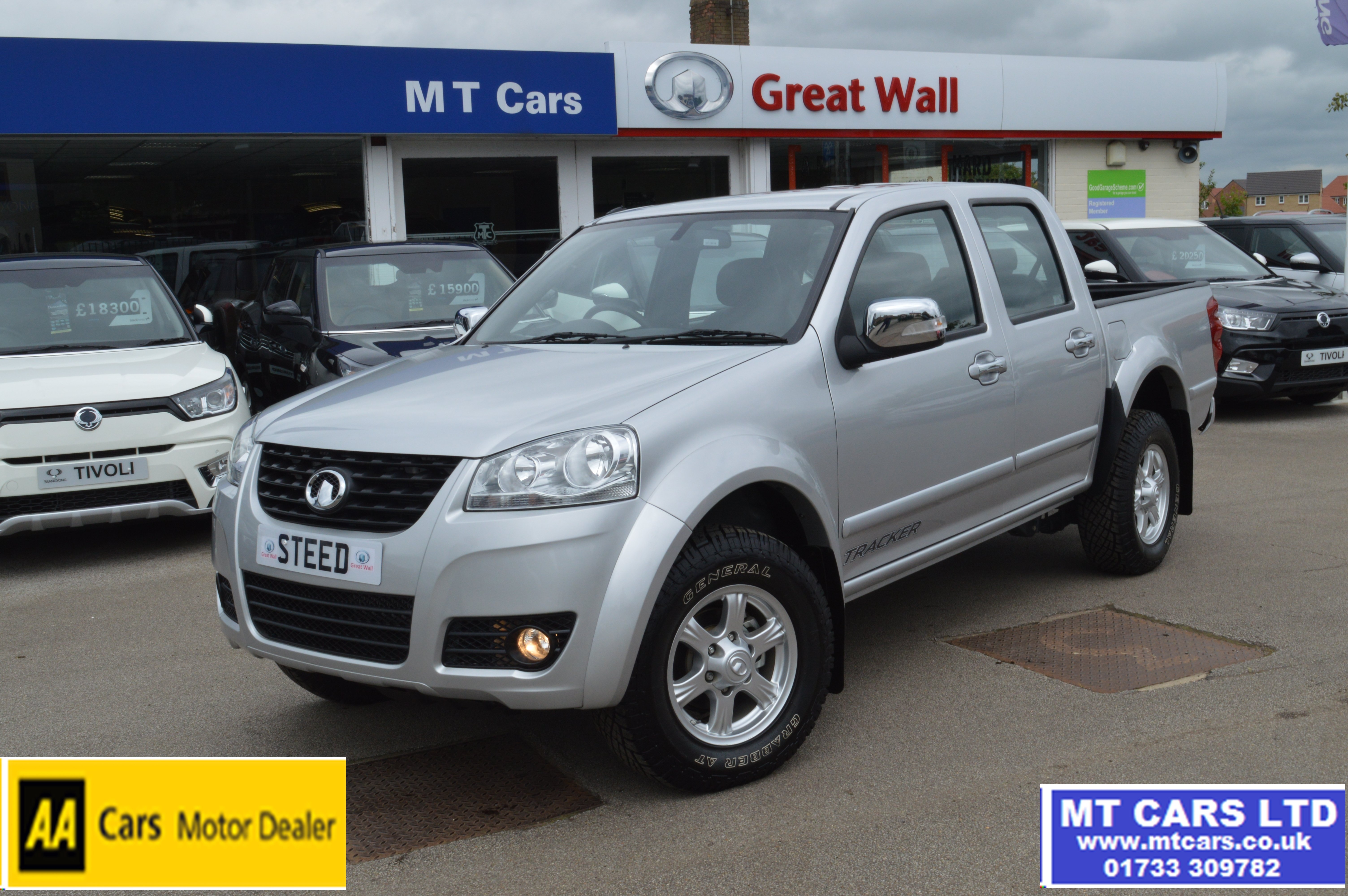 Great Wall Steed 'Tracker' Special Edition