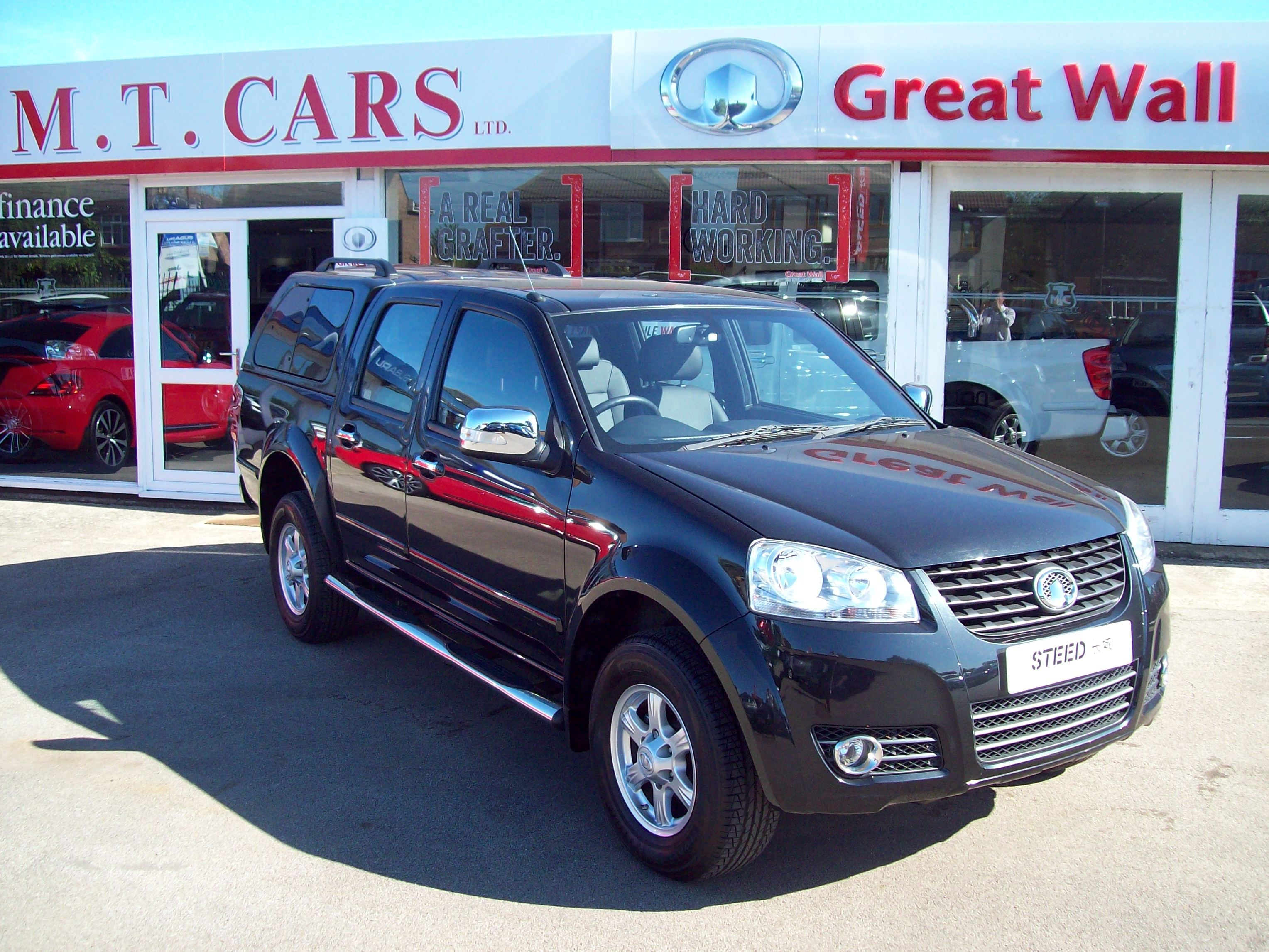 Great Wall Steed SE