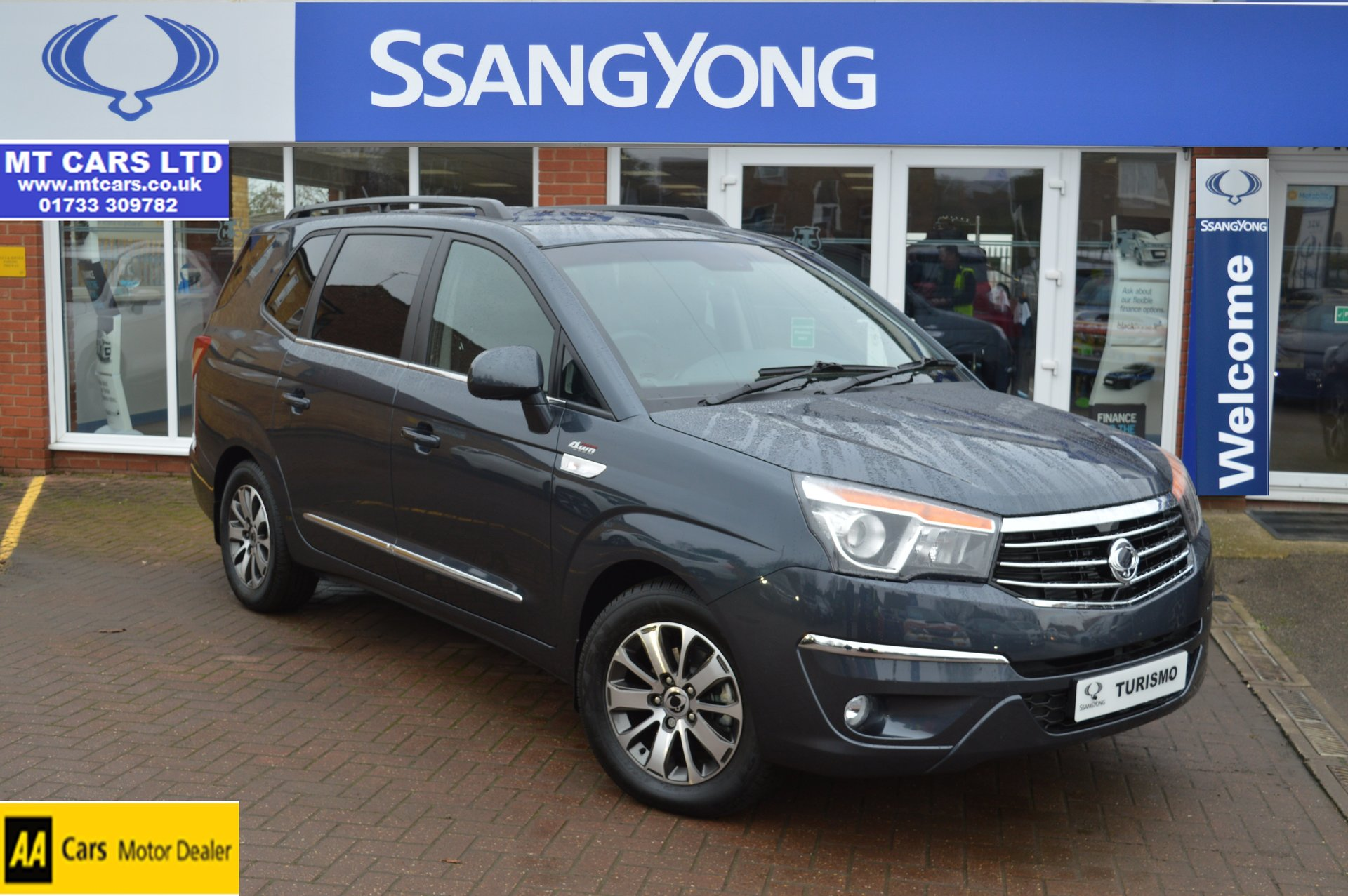 SsangYong Turismo 2.2D