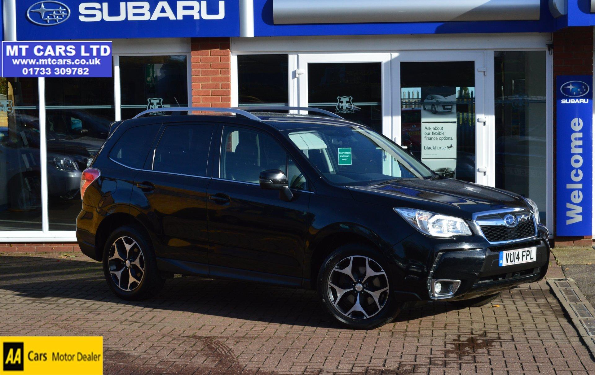 Subaru Forester 2.0XE