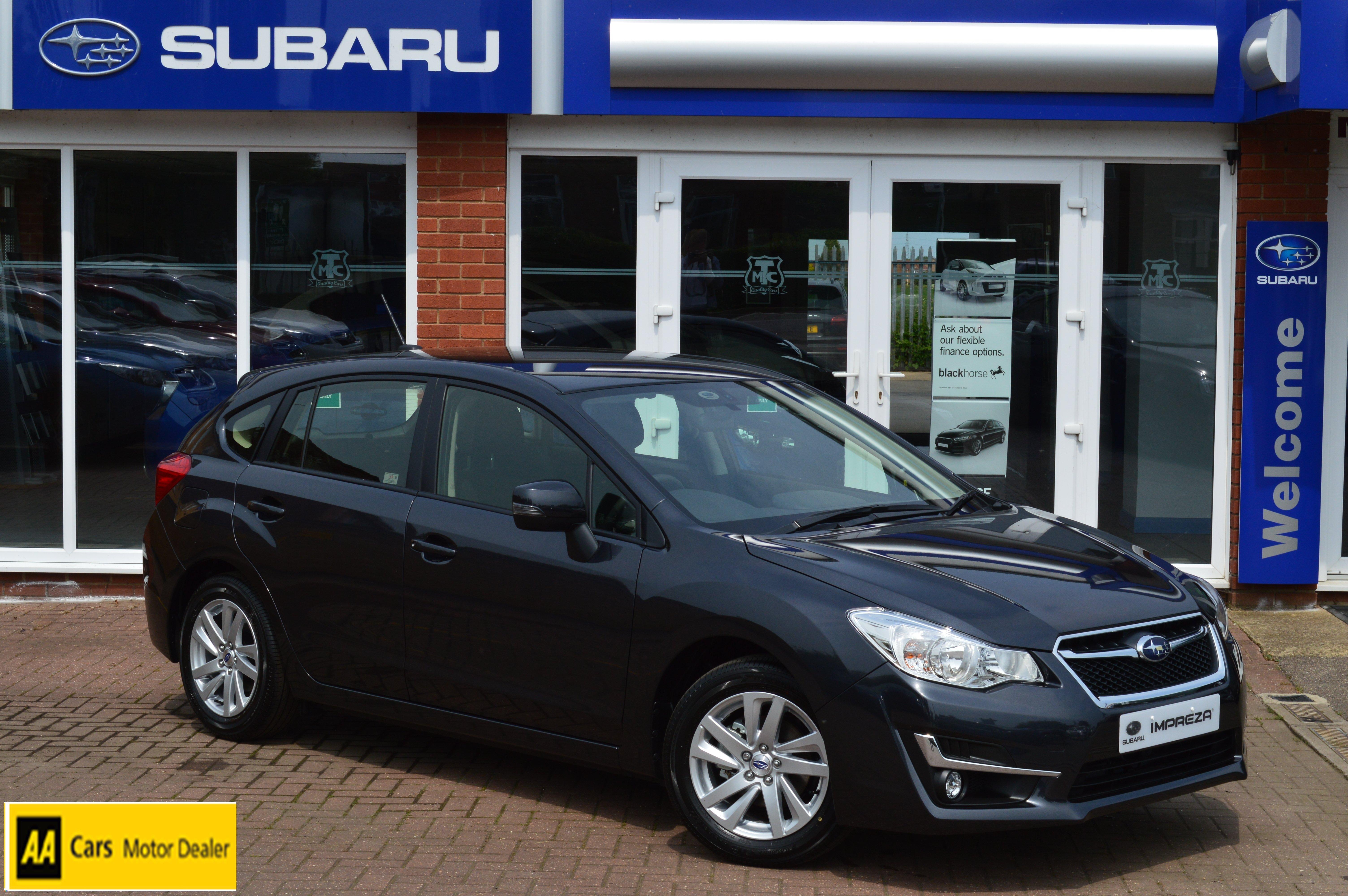 Subaru Impreza 1.6i RC