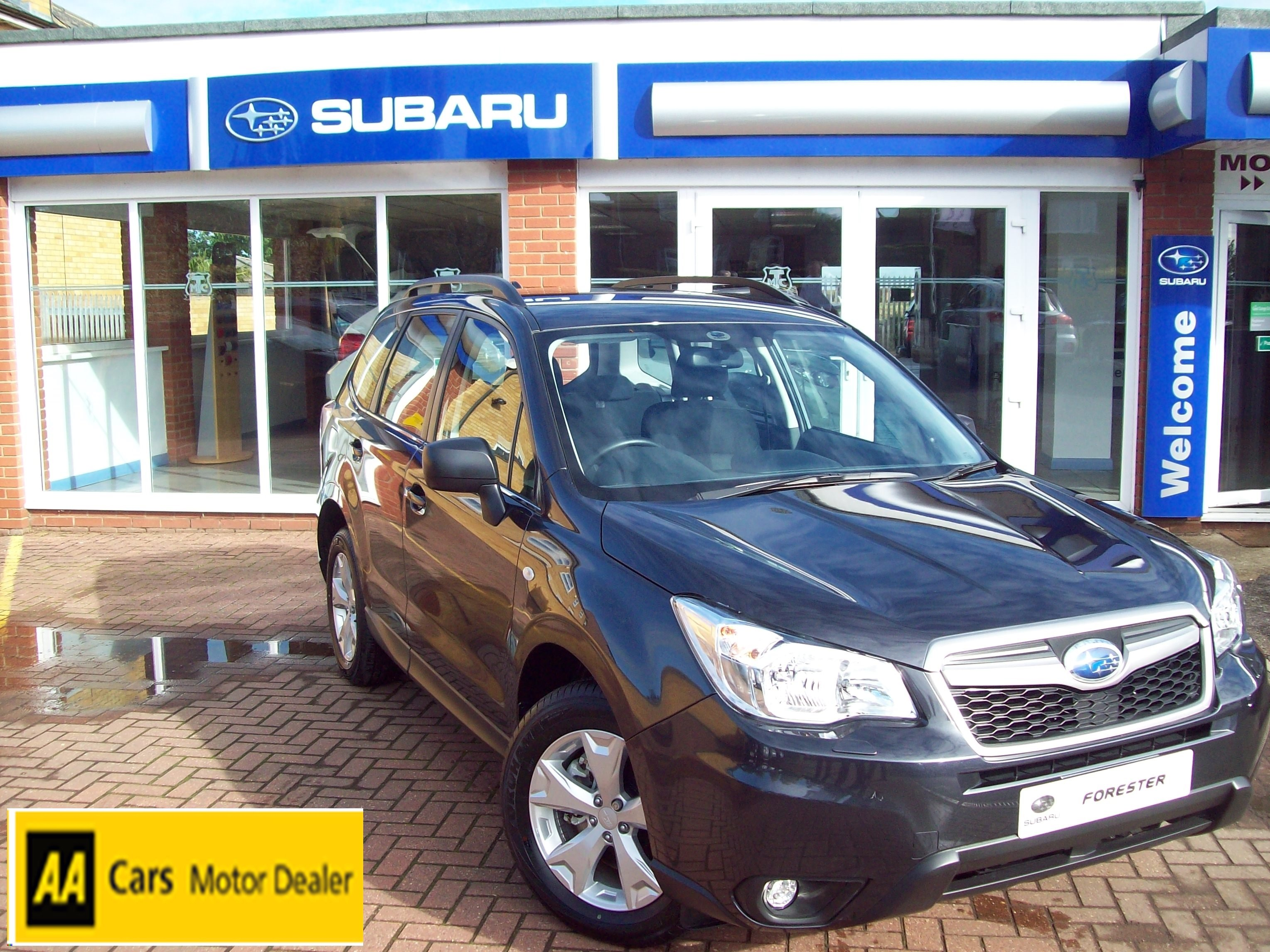 Subaru Forester 2.0i XT CVT