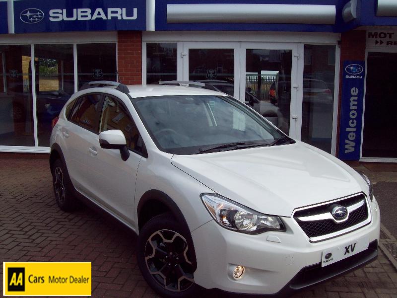 Subaru XV 2.0i SE Petrol