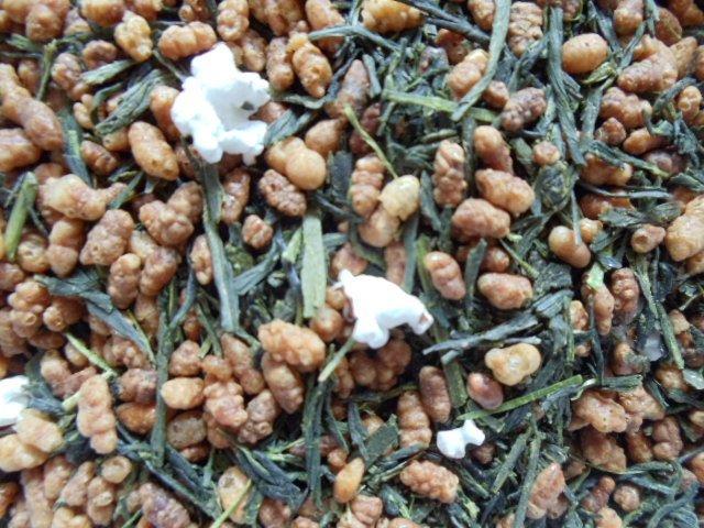 Genmaitcha green tea