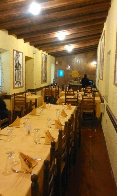 ristorante ponte dei santi