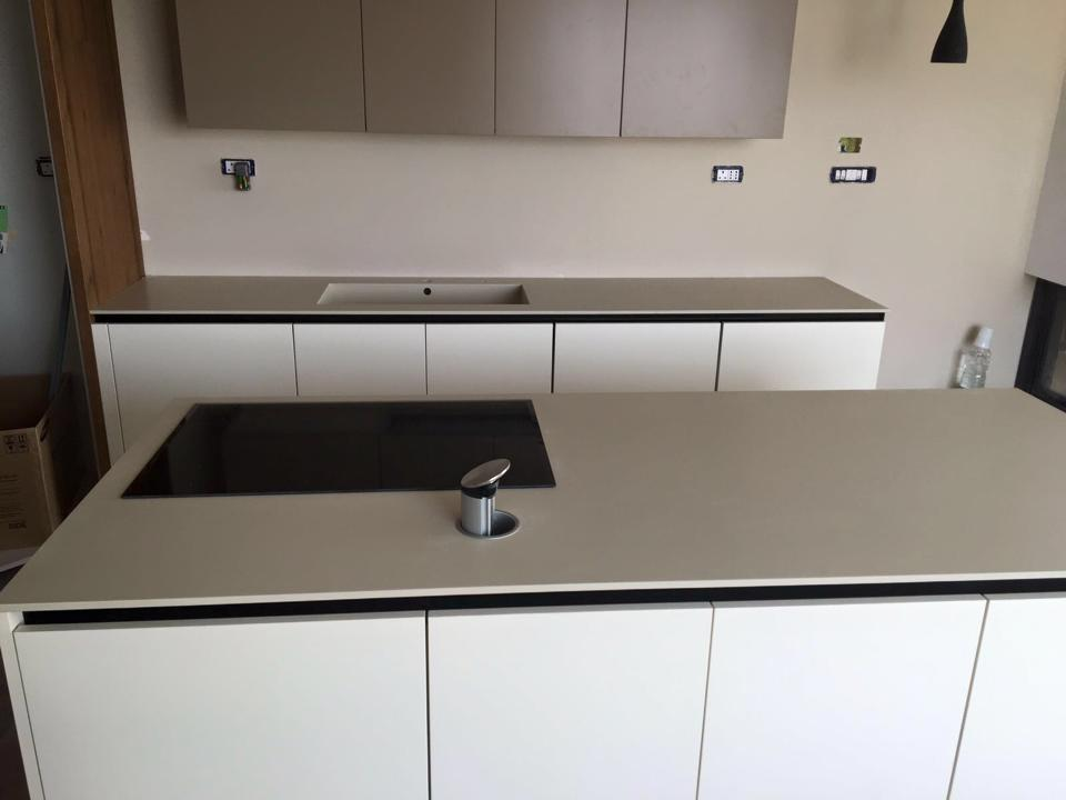 lavorazione in marmo per la cucina