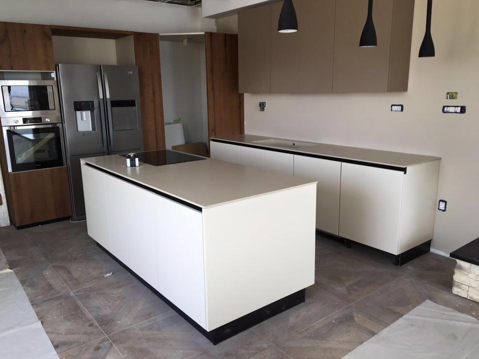 lavorazione in marmo per la cucina a Modica