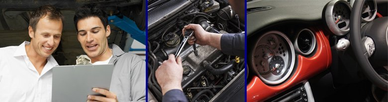 thompsons auto electrics mechanic checking list and car repairing