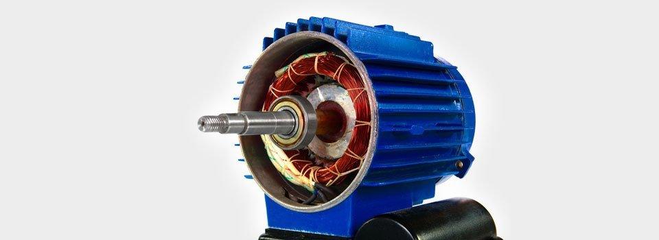 AC/DC motors