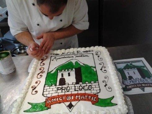 torte per cerimonie dello chef Paolo