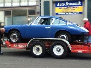 Classic Car Repair San Francisco, CA
