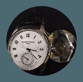 Riparazione e vendita orologi