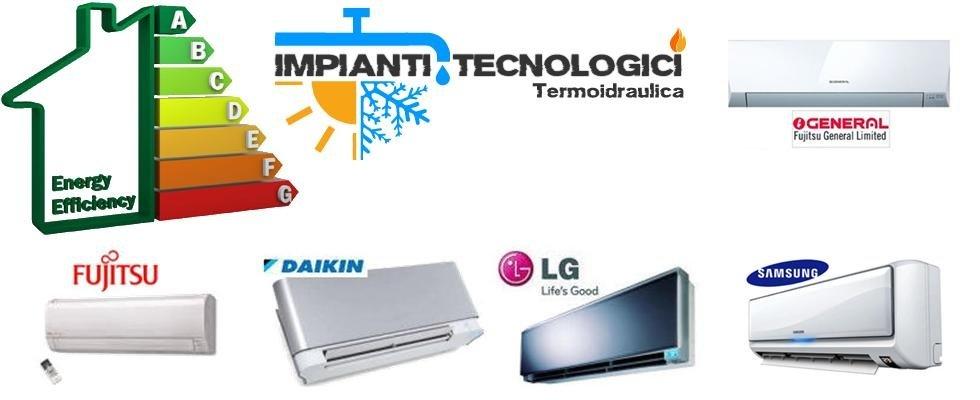 Termoidraulica Impianti Tecnologici - Climatizzatori Installazione e Assistenza