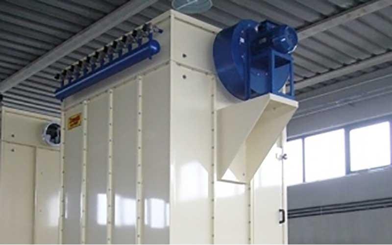 aspiratori per impianti e attrezzature lavorazione legno