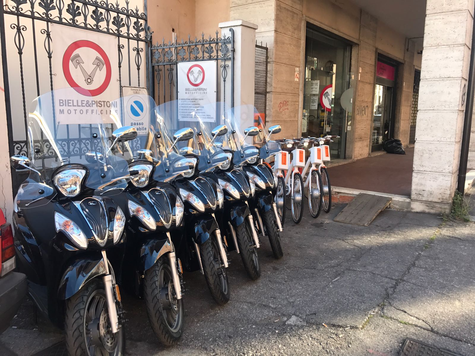 scooter a noleggio