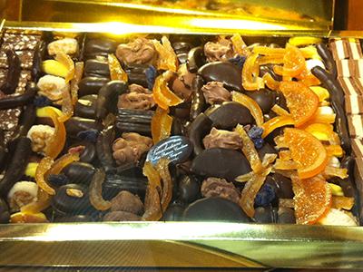 cioccolato e arancini