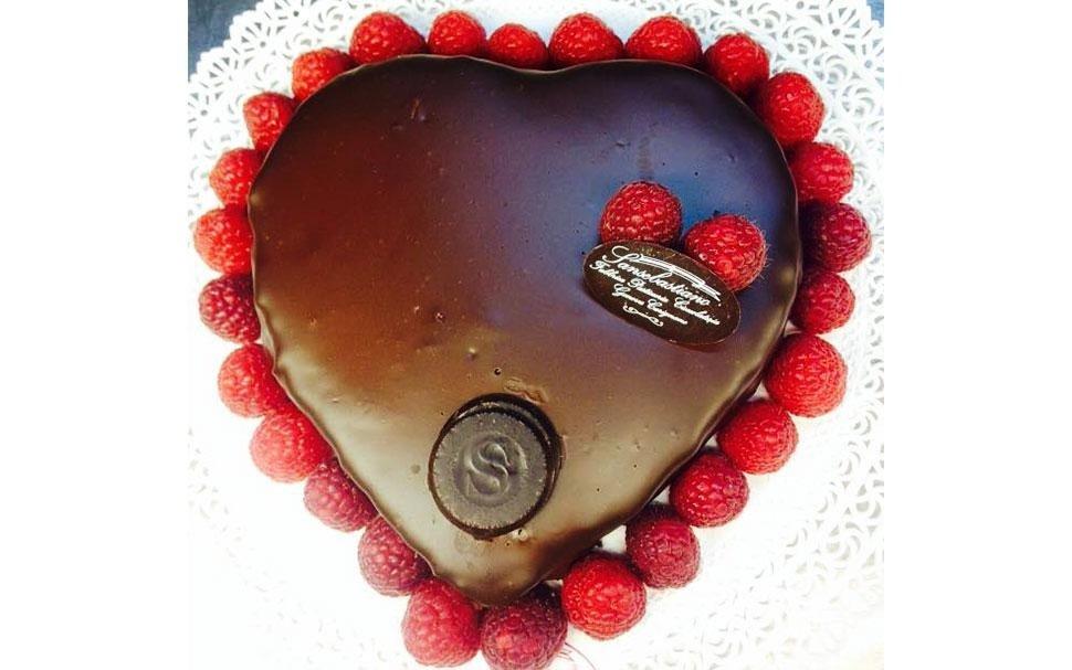 Torta Per San Valentino