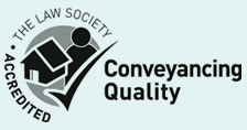 The Law Society logo - Conveyancing Quality