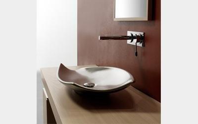 lavabo a foglia