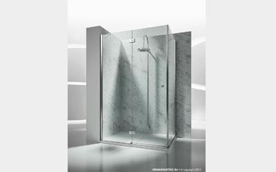 Bxo doccia porta batente