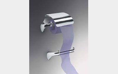 accessori bagno acciaio satinato