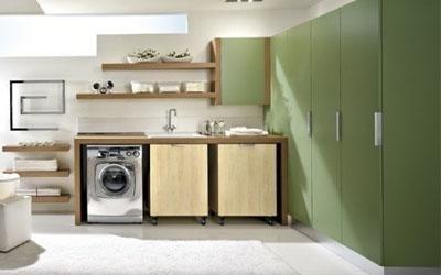Spazio evoluzione lavanderia