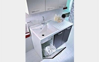 Lavatoio porta biancheria