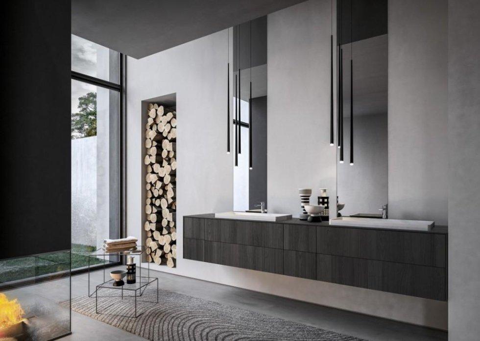 Mobili bagno arredo bagno pozzuolo martesana milano for Design ufficio srl roma