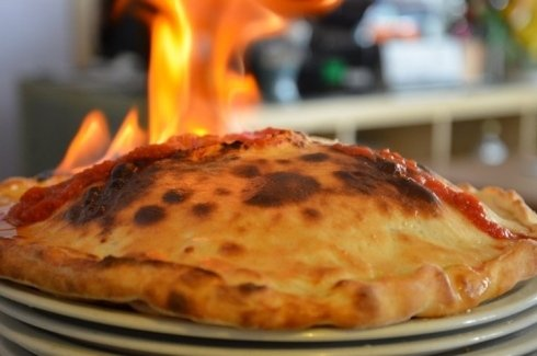 La Pizza Vulcano