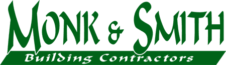 Monk & Smith Building Contractors Logo