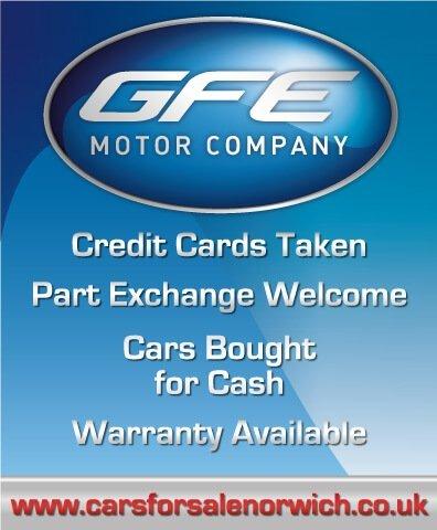 gfe motor company sign